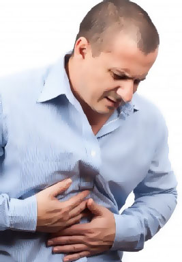 Cialis stomach pain